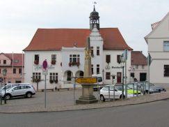 Rathaus in Landsberg