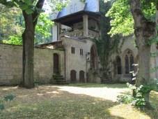 Schulpforte zwischen Naumburg und Bad Kösen