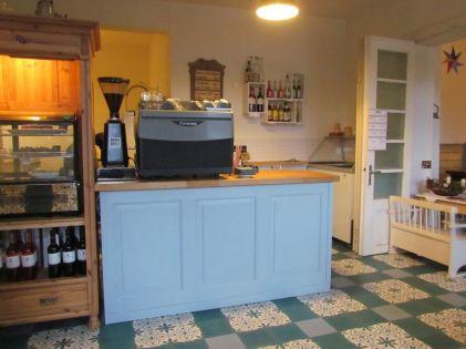 Café im Pfarrhaus Störmthal