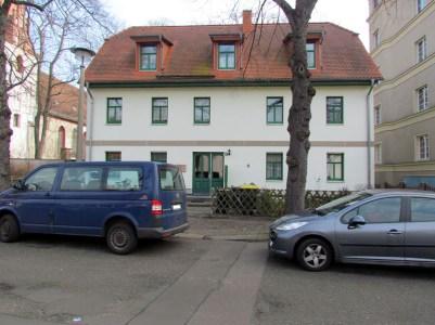 Standort der alten Eutritzscher Schule