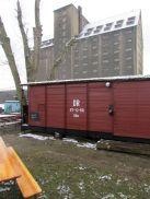 Deutsche Reichsbahn (DR) und Speichergebäude