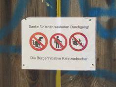 Schlippe zwischen Dieskau- und Windorfer Straße
