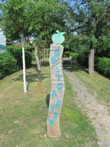 Obstgarten-Stele am Kantatenweg