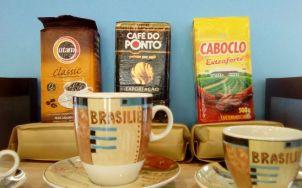 Brasilianischer Kaffee (Deko)
