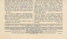 """""""Ich bin Dein"""", Impressum mit der Adresse Elisenstraße 15"""
