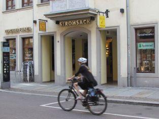 Strohsack, Ritterstraße