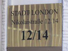Stadt London, Nikolaistraße