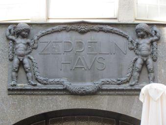 Zeppelinhaus, Nikolaistraße