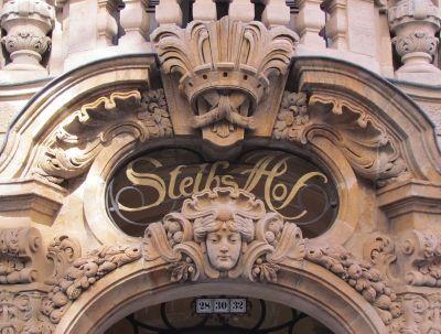 Steibs Hof, Nikolaistraße