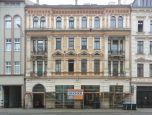 Schönes Haus in der Eutritzscher Straße