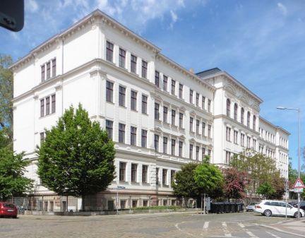 Thomasschule im Bachviertel