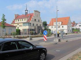 Rathaus Rückmarsdorf - Ort der Ausstellung