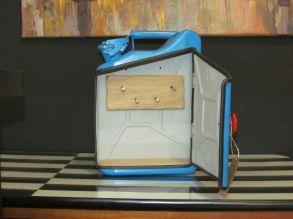 Kanister von Bastiaan Wesselink in der Beuteltier Art Galerie