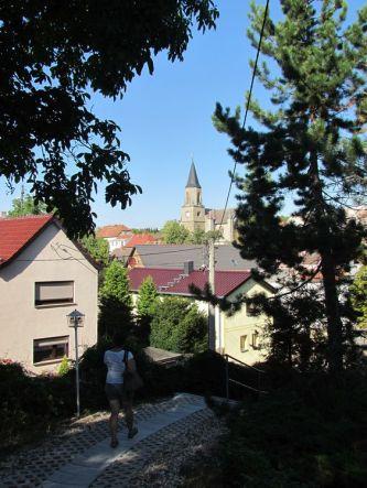 Blick vom Kelterberg