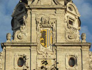 Neues Rathaus, Detail