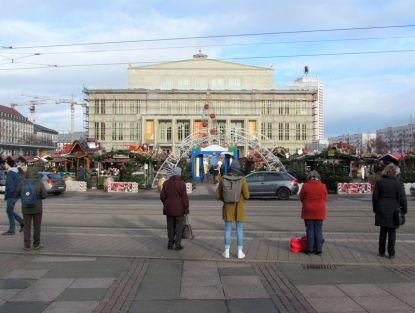 Oper am Augustusplatz
