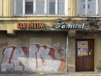 "Klubheim ""Samuel Heinicke"" im Februar 2012"