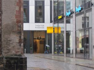Theaterpassage, Ritterstraße