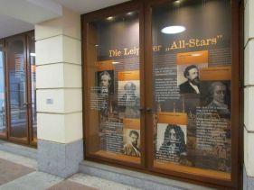 Leipziger All-Stars im Städtischen Kaufhaus