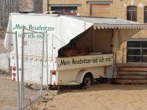 Reudnitzer Bierwagen im Februar 2019 (gesehen in Lindenau)