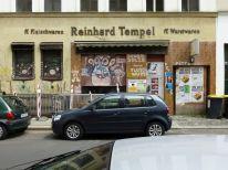 Reinhard Tempel im Juli 2012