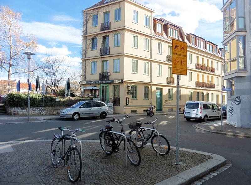 Ehem. ABV-Stützpunkt Café Rabet, Volkmarsdorf