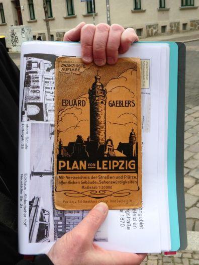 Gaeblers Pläne kamen aus Leipzig-Neustadt