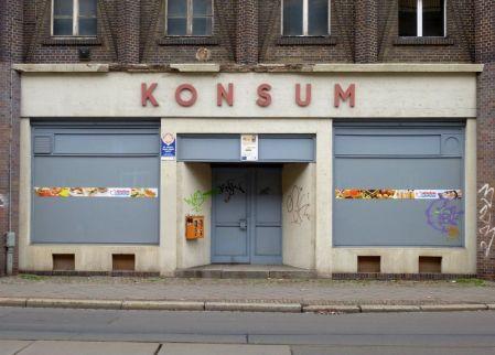Konsum Ratzelstraße 2014