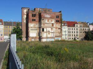 September 2015: Sudhaus, Rückansicht