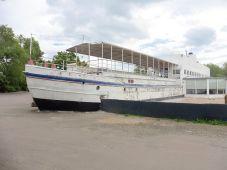 Schiff am 27. Mai 2019