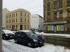 Die Creuzigerstraße 2 im Februar 2013