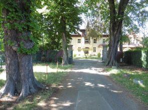 Die Villa am Ende der Wasserstraße