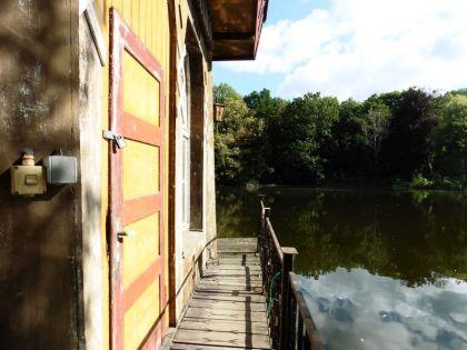 Gartenhaus am Ulrichsteich
