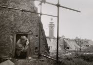 Auf dem Grönländer Anfang der 1990er (Foto: Norbert Lotz)