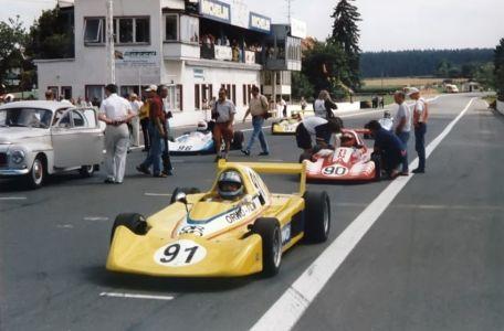 Hartmut Thaßler (91) im MT 77 (Foto: Archiv Hartmut Thaßler)