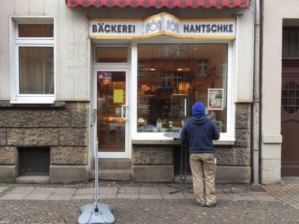 Bäckerei Hantschke in Mockau