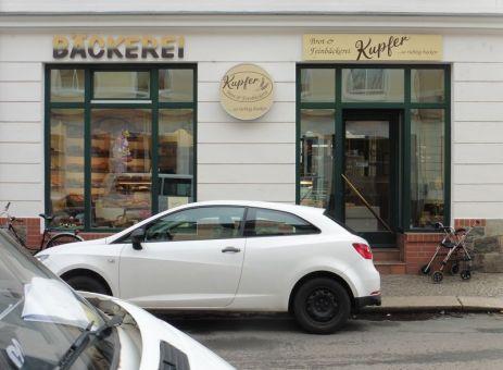 Bäckerei Kupfer in Kleinzschocher
