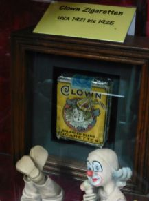 Im Leipziger Clown-Museum