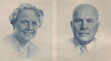 Amalie und Paul Garms in den Thalysia-Monatsheften vom März 1938