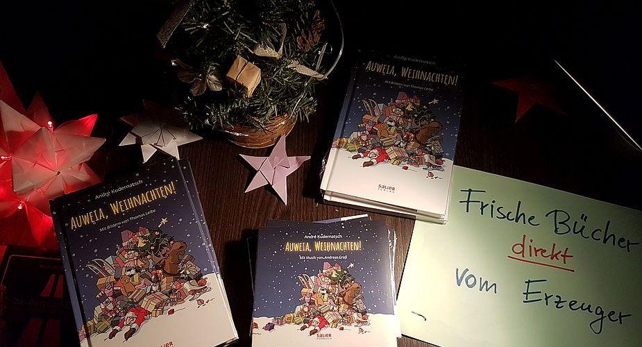Auweia Weihnachten!