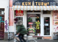 Kuhturm-Bistro in der Kuhturmstraße