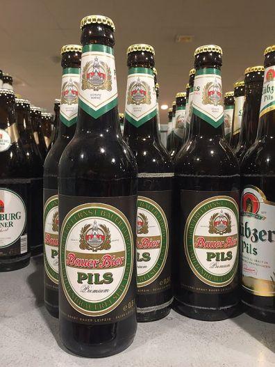 Bauer Bier kam früher aus dem Täubchenweg
