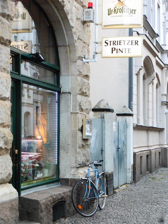 Die Strietzer Pinte in der Arnoldstraße