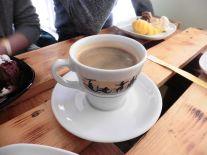 Kaffee gibt's auch
