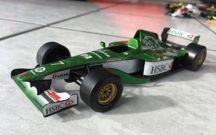 Der grüne Jaguar