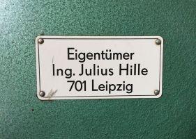 Alte Personenwaage in Schwarzburg
