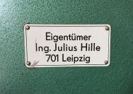 Alte Waage in Schwarzburg