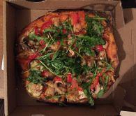 Kleine Pizza Verdure von Moini im November 2020