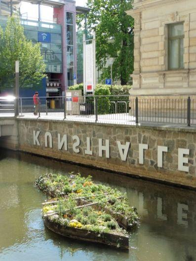 Pleißemühlgraben an der Otto-Schill-Straße