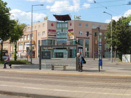 LMC - Einkaufszentrum an der Post